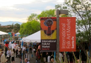 The International Folk Art Market in Santa Fe, celebrated its 10-year anniversary in 2013.