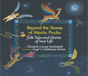 Andean Folktales featured in new title from Thrums Books.
