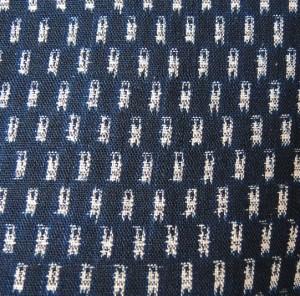 Kasuri fabric from yukata