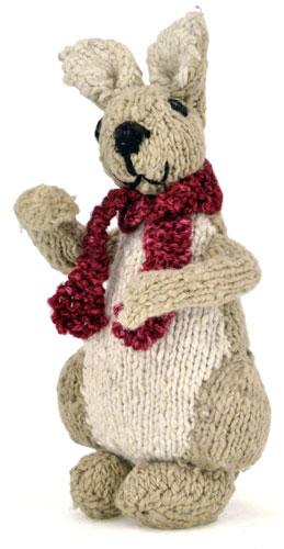Knitted Peter Rabbit Clothroads
