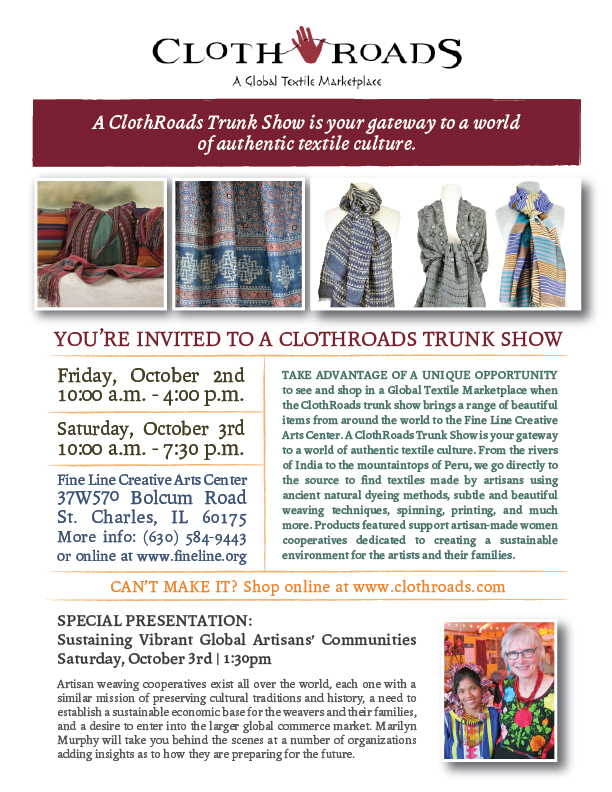 Fine Line Trunk Show 2015