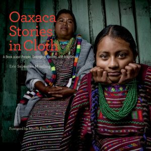 Oaxaca Stories in Cloth Book Cover